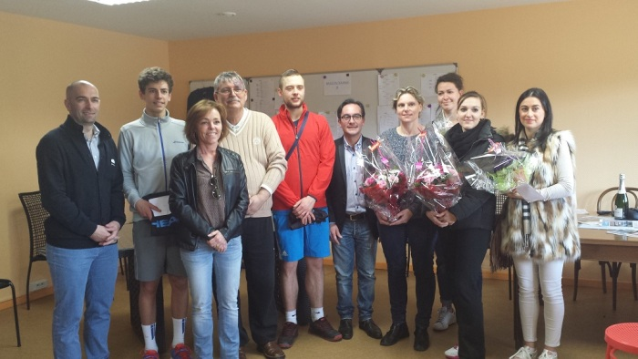 TLS - ceremonie fin de tournoi
