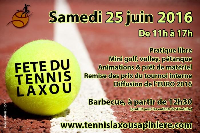 fete tennis