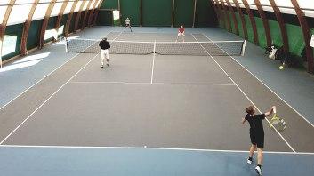 TLS tournoi double 4