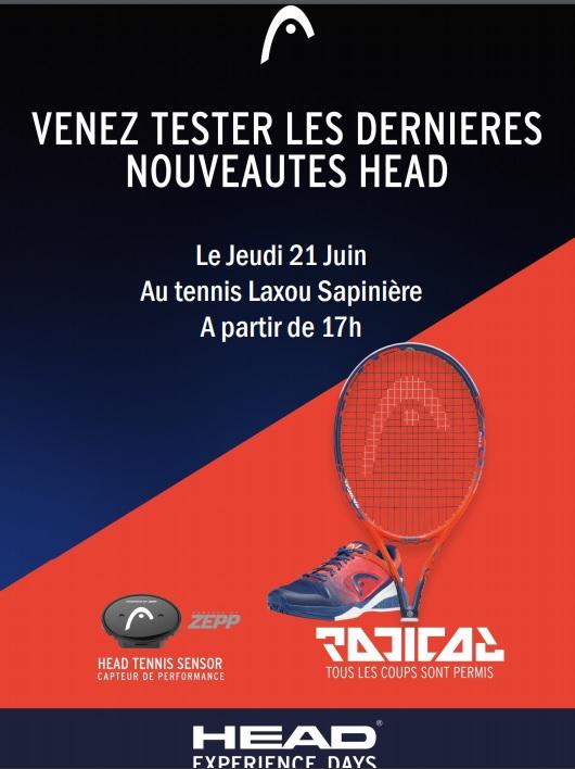 HEAD Tennis Laxou Sapinière