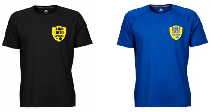 tls - maquettes des t-shirts